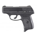 "Ruger EC9s 9mm 3"" 7rd Handgun"