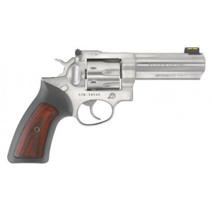 """Ruger GP100 357MAG Stainless 4"""" Revolver"""