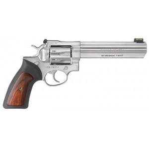 "Ruger GP100 357MAG SS 6"" 7rd Revolver"