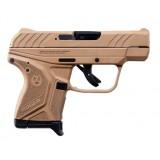 Ruger LCP II 380ACP Dark Earth Handgun
