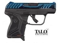 Ruger LCP II 380ACP TALO Sapphire Blue Handgun