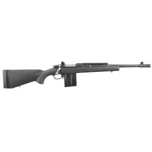 "Ruger M77 Gunsite Scout 308WIN 16"" Threaded Barrel Rifle"