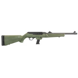 Ruger PC Carbine Takedown OD Green 9mm