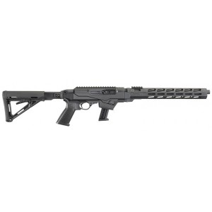 "Ruger PC Carbine 9mm 16"" Chassis Rifle"