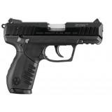 """Ruger SR22 22LR Black 3.5"""" 10rd Handgun"""