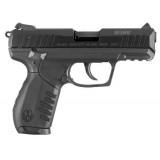 Ruger SR22 Talo Edition 22LR Black 3-Magazines Handgun