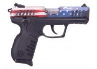 Ruger SR22 US Flag 22LR 10rd Handgun