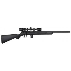 Savage Arms 93R17 FVXP 17HMR Scoped Rifle