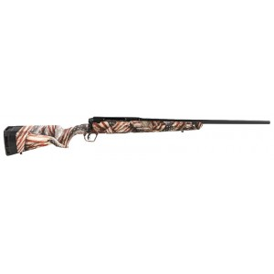 Savage Arms Axis II Red/White/Blue 270WIN Bolt Action Rifle