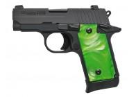 Sig Sauer P238 Green Pearl 380ACP Handgun