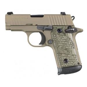 Sig Sauer P238 Scorpion 380ACP FDE 7rd Handgun
