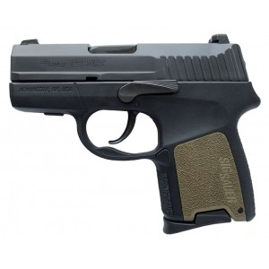 Sig Sauer P290RS 380ACP 3 Color Grip-Set Handgun