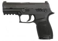 Sig Sauer P320 C 45ACP SIGLITE MA Compliant Thumb Safety Handgun
