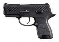 Sig Sauer P320 Sub-Compact 9mm SIGLITE Handgun