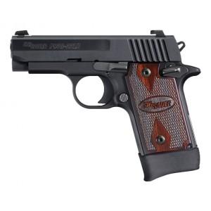 Sig Sauer P938 Rosewood SIGLITE 22LR Handgun