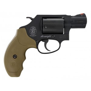 Smith & Wesson 360 Scandium 357MAG Revolver