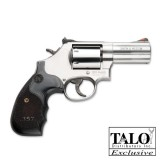 "Smith & Wesson 686 TALO 357MAG 3"" SS 3-5-7 Series Revolver"