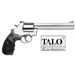 "Smith & Wesson 686 TALO 357MAG 7"" SS Revolver"