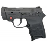 Smith & Wesson M&P Bodyguard 380 Crimson Trace