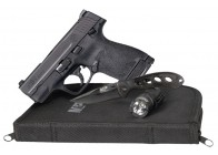 Smith & Wesson M&P9 Shield M2.0 EDC w/ Knife & Flashlight