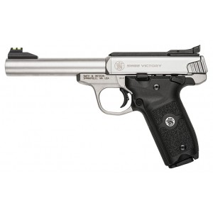 Smith & Wesson SW22 Victory 22LR SS Handgun