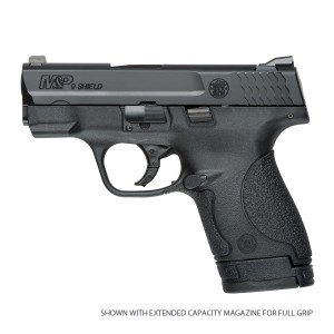 Smith & Wesson M&P Shield 9mm No-Thumb-Safety Handgun