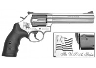 "Smith & Wesson 686 ""USA Series"" Stainless 6"" 357MAG Revolver"
