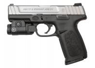 Smith & Wesson SD9 VE 9mm Handgun w/CT Railmaster Light