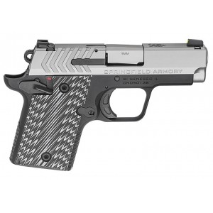 Springfield 911 9mm Stainless / Night Sight Handgun