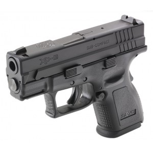 "Springfield XD Defenders Series 3"" 9mm Handgun"