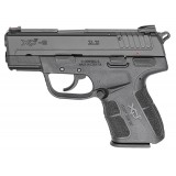 "Springfield XD-E 9mm 3.3"" Black Handgun"