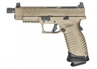 Springfield XD-M Elite OSP Threaded 9mm FDE Handgun