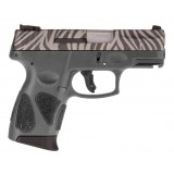 Taurus G2C Zebra TALO Exclusive 9mm Handgun