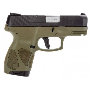 Taurus G2S OD Green 9mm Single Stack Handgun