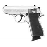 Walther Arms PPK/S 22LR Nickel Handgun