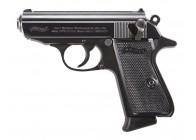 Walther PPK/S 380 Black Handgun