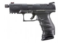 Walther PPQ Q4 TAC 9mm 17r Suppressor/Optic Ready Handgun